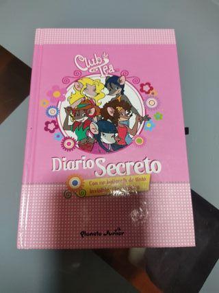 """club de te * Diario Secreto"""""""