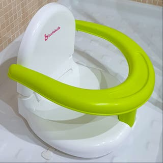 Silla de baño para bebé plegable