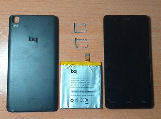 BQ E4. 5 LIBRE COMPLETO COMO NUEVO 2 SIM