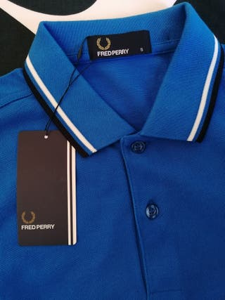 Polo nuevo Fred Perry