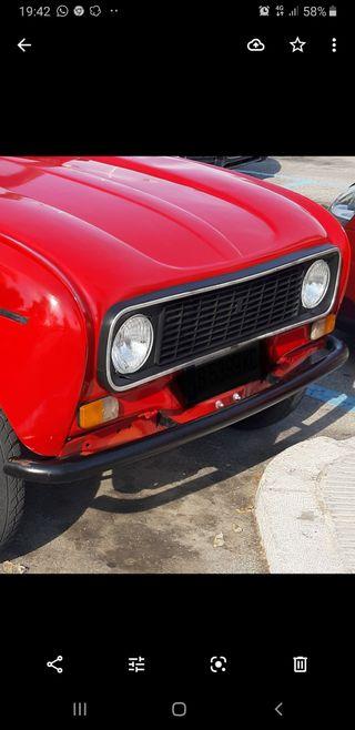 Paragolpes/Parachoques Custom Renault 4L/R4
