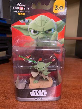Yoda Disney Infinity Nuevo Precintado