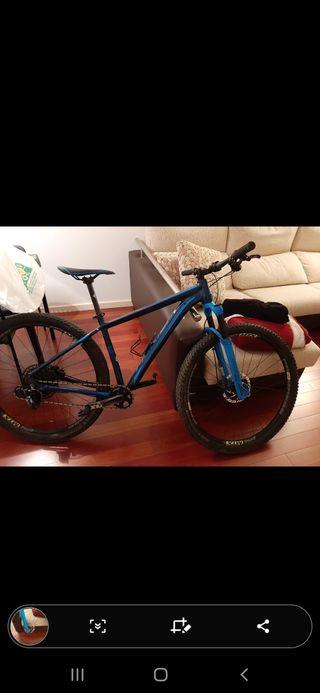 Bicicleta mtb de montaña big nine
