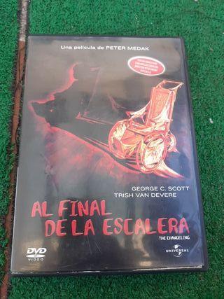 dvd el final de la escalera