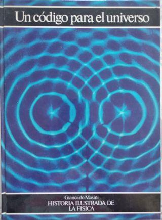 Libro Un código para el universo