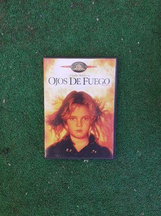 dvd ojos de fuego