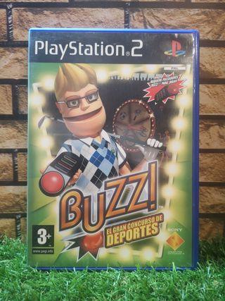Buzz Deportes Ps2