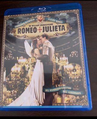 Bluray + Cd banda sonora ROMEO Y JULIETA