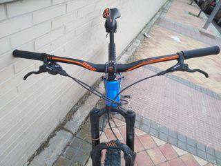 Bicicleta enduro mondraker vantage r+ 27'5 plus