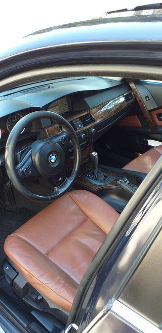 BMW Serie 525D automático 2007 venta o cambio