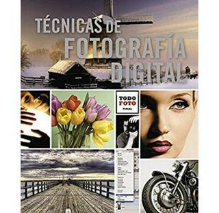 libro nuevo técnicas de fotografía digital