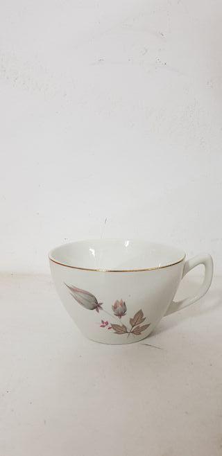 Taza de desayuno porcelana