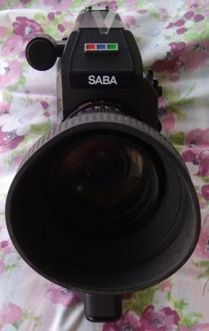 Videocamara TV-estudio Saba CVC 67