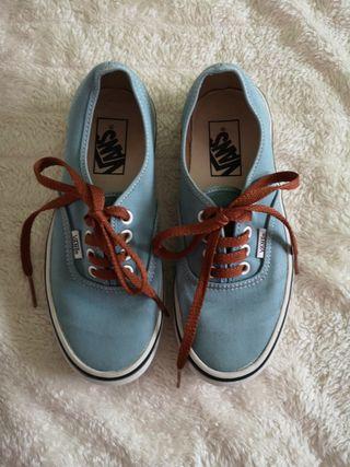 Zapatillas Vans.Nº5,5