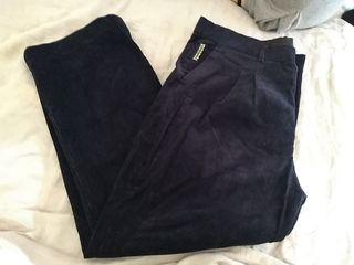 pantalónes de pana hombre