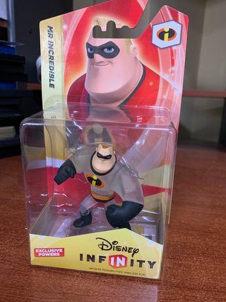 Mr Increible Disney Infinity Nuevo Precintado