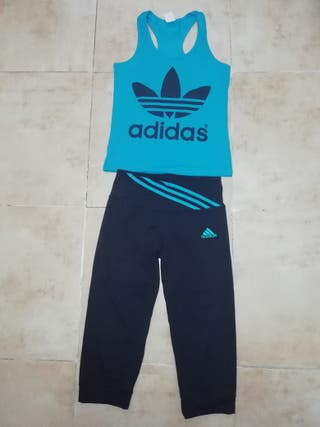 conjunto de Adidas