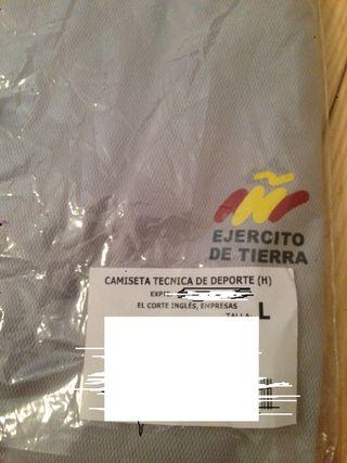 Camiseta de deporte E.T.