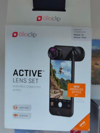 Olloclip Lente iPhone