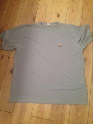 camiseta deporte algodón ET