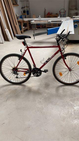 Vendo Bicicleta MONGOOSE
