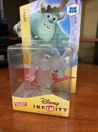 Sulley Cristal Disney Infinity Nuevo Precintado