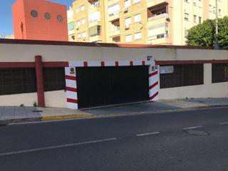 Alquiler plaza de garaje cruz de caravaca