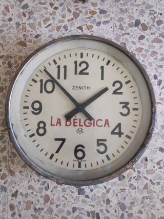 Reloj suizo Zenith de gran formato