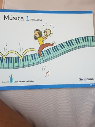 música primero de primaria