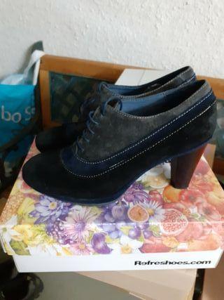 calzado variado