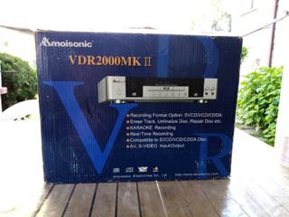Amoisonic VDR2000MK II
