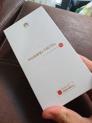 HUAWEI P40 PRO 256 GB SILVER PRECINTADO