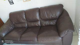 sofa 3+2 piel