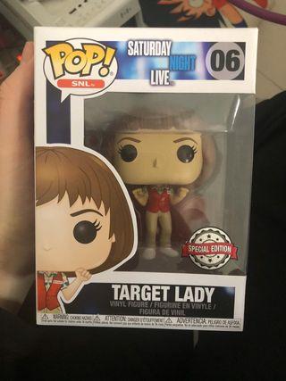 Funko Pop Target Lady
