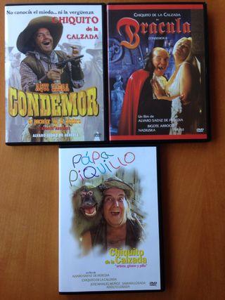 Chiquito de la calzada coleccion completa dvd
