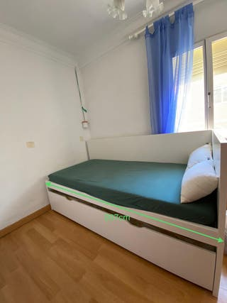 Cama nido 90x190 IKEA
