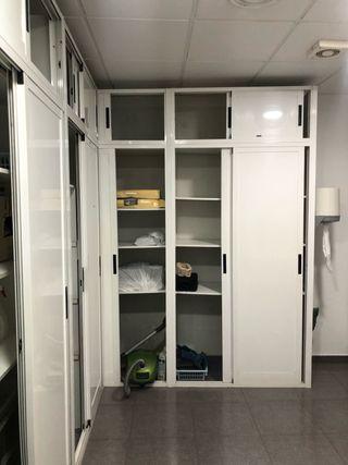 Vendo armarios aluminio