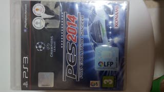 Pro Evolution soccer 2014 ps3