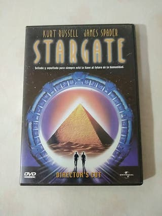película DVD Stargate