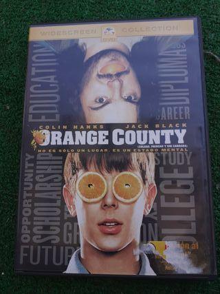 dvd orange conty