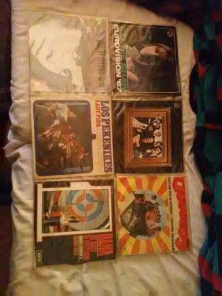 singles de los años 60- 70