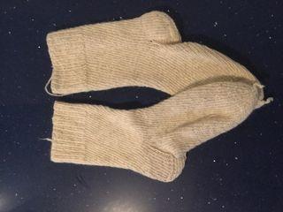 Calcetines de lana