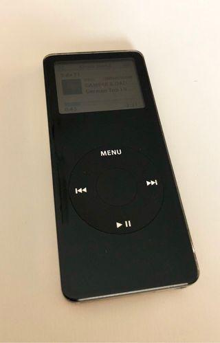 iPod nano 1ª gen 4gb