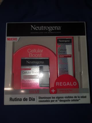 crema Neutrogena Cellular Boost