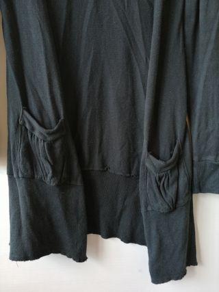 Chaqueta negra. TM/L. Mujer