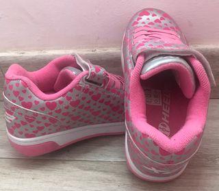 Zapatillas rosa niña Talla 31