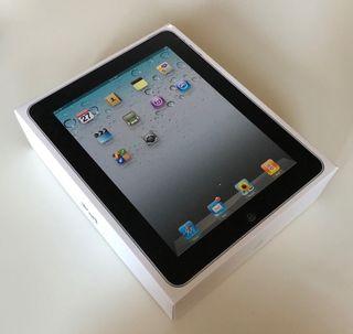 iPad 16gb wifi 1ª generación