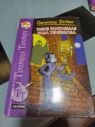 Gerónimo Stilton *trece fantasma para Tenebrosa*
