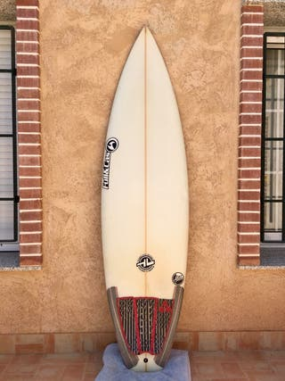 Tabla de surf Full&Cas, modelo Tony Hoover.