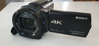 Videocamara profesional Sony AX33